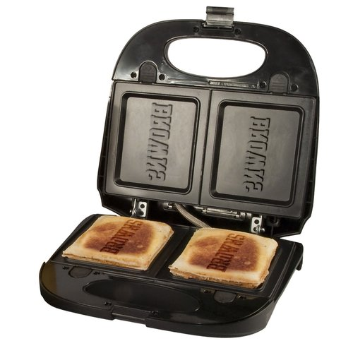 Pangea Brands NFL Sandwich Press