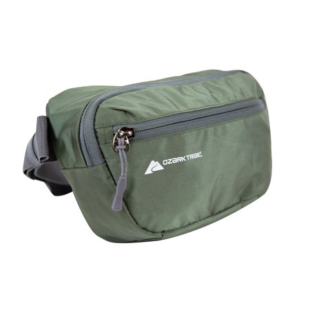Ozark Trail Bell Mountain Stowaway Hip Pack