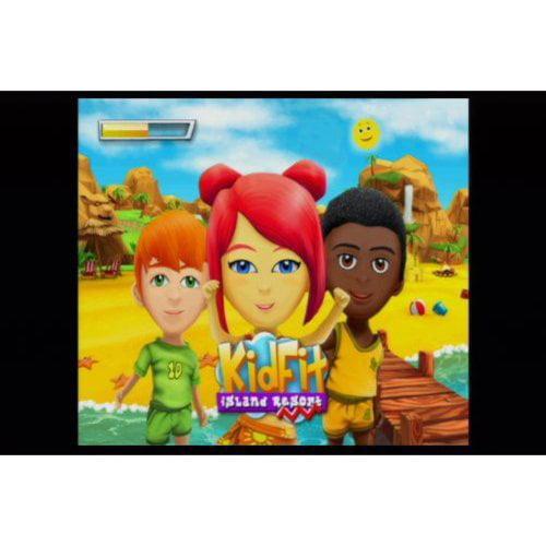 Kid Fit Resort Island (Wii)