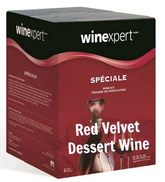 Selection Speciale Series Dessert Wine Kit 12 Liter Kit (...