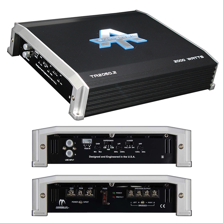 Autotek TA Series 2000w 2CH Amplifier