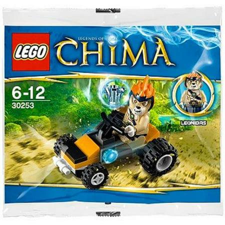 Legends of Chima Leonidas Jungle Dragster Mini Set LEGO 30253 [Bagged]