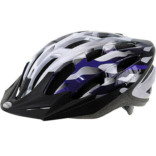 Ventura In-Mold Reflex Helmet, Medium