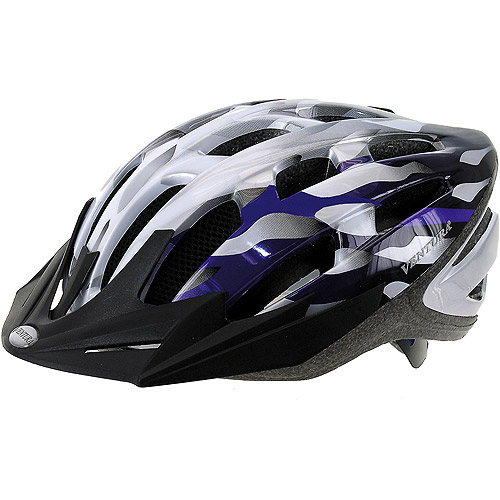 Ventura In-Mold Reflex Helmet, Medium