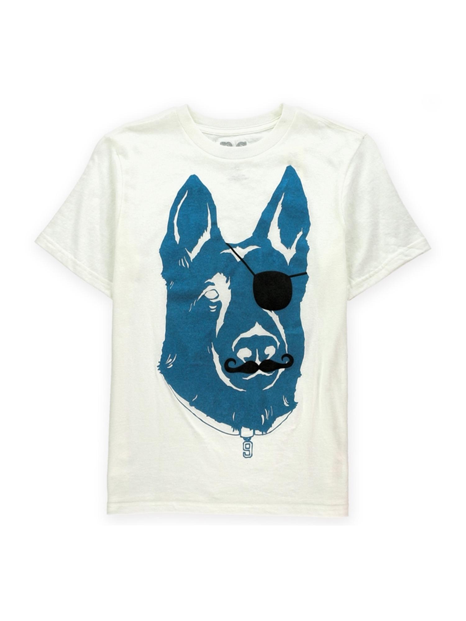 Aeropostale Boys Pirate Dog Graphic T-Shirt 102 5 - Little Kids (4-7)
