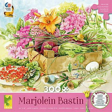 300PC MARJOLEIN BASTIN SUMMER FLOWERS