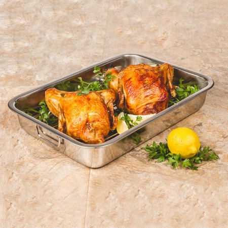 MW - Stainless Steel Lasagna/Roasting Pan (PPD816)(MW2029) - Kit