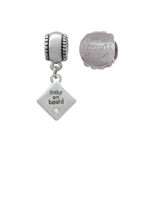 Baby Foot .925 Solid Sterling Silver European Dangle Bead Charm FEET Footprint