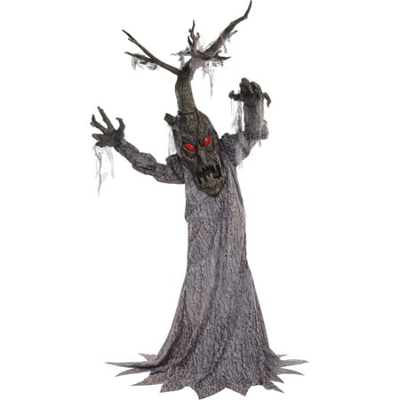Ideas For Making Halloween Decorations (Haunted Tree Deadwood 88