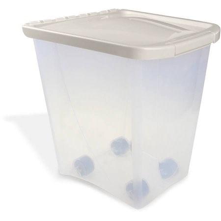 Van Ness Pet Food Storage Container, 25 Lb