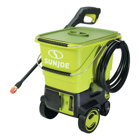 Sun Joe SPX6001C-XR Cordless Pressure Washer   1160 PSI   iON 40V   5.0