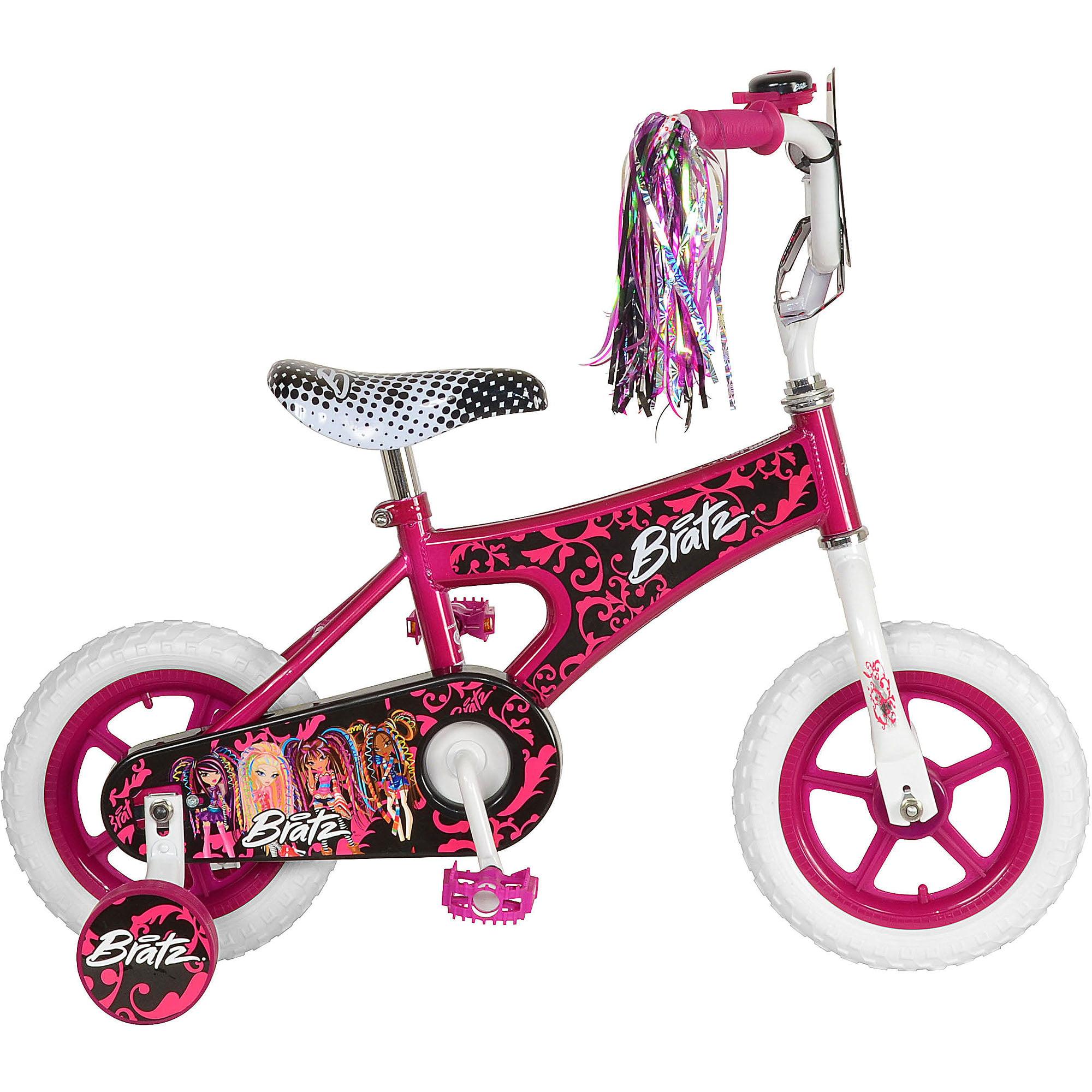 "Bratz 12"" Pink Bike by Generic"