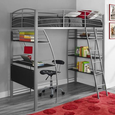 Bunks And Loft Beds With Study Areas