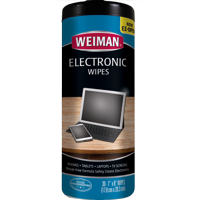 Weiman Electronic Cleaner Wipes - 30 Count