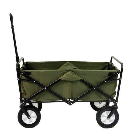 Folding Utility Cart Long -