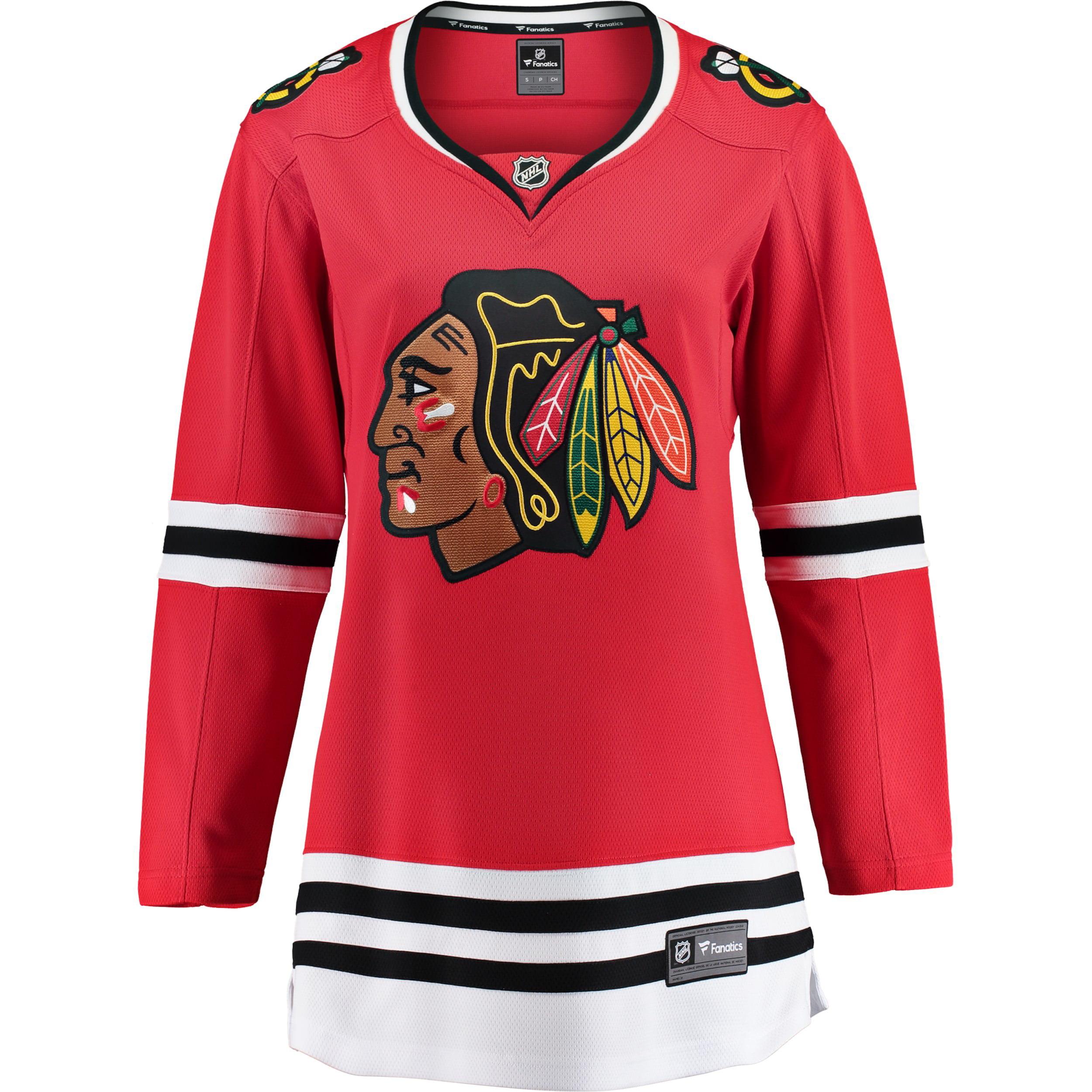 Women s Chicago Blackhawks NHL Fanatics Breakaway Home Jersey c9477b0a2