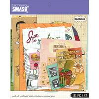 SMASH Punch, Out Assortment, 31pk