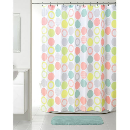 Dotty Pastel Shower Curtain - Shower Pastel