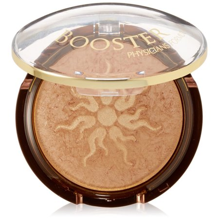 - Physicians Formula Bronze Booster Glow-Boosting Baked Bronzer, Light to Medium