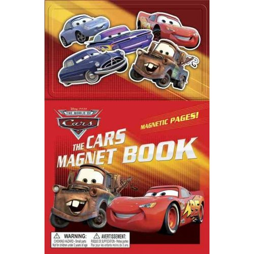 The Cars Magnet Book