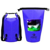 Zunammy 20 LT Waterproof Dry Bag with Transparent Window