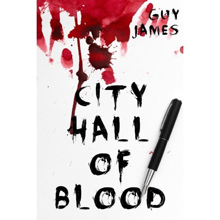 City Hall of Blood (Sven the Zombie Slayer, Book 2) - eBook