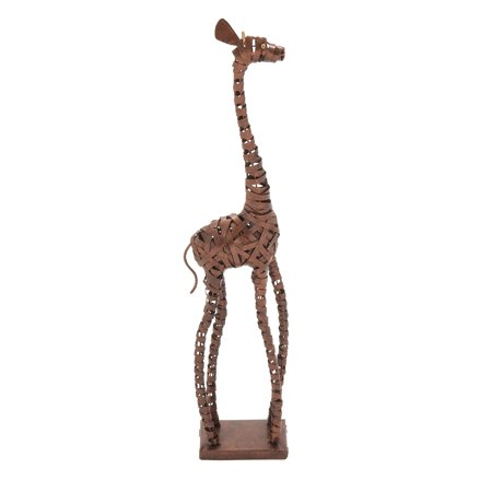 Superb metal giraffe for Giraffe childcare fees