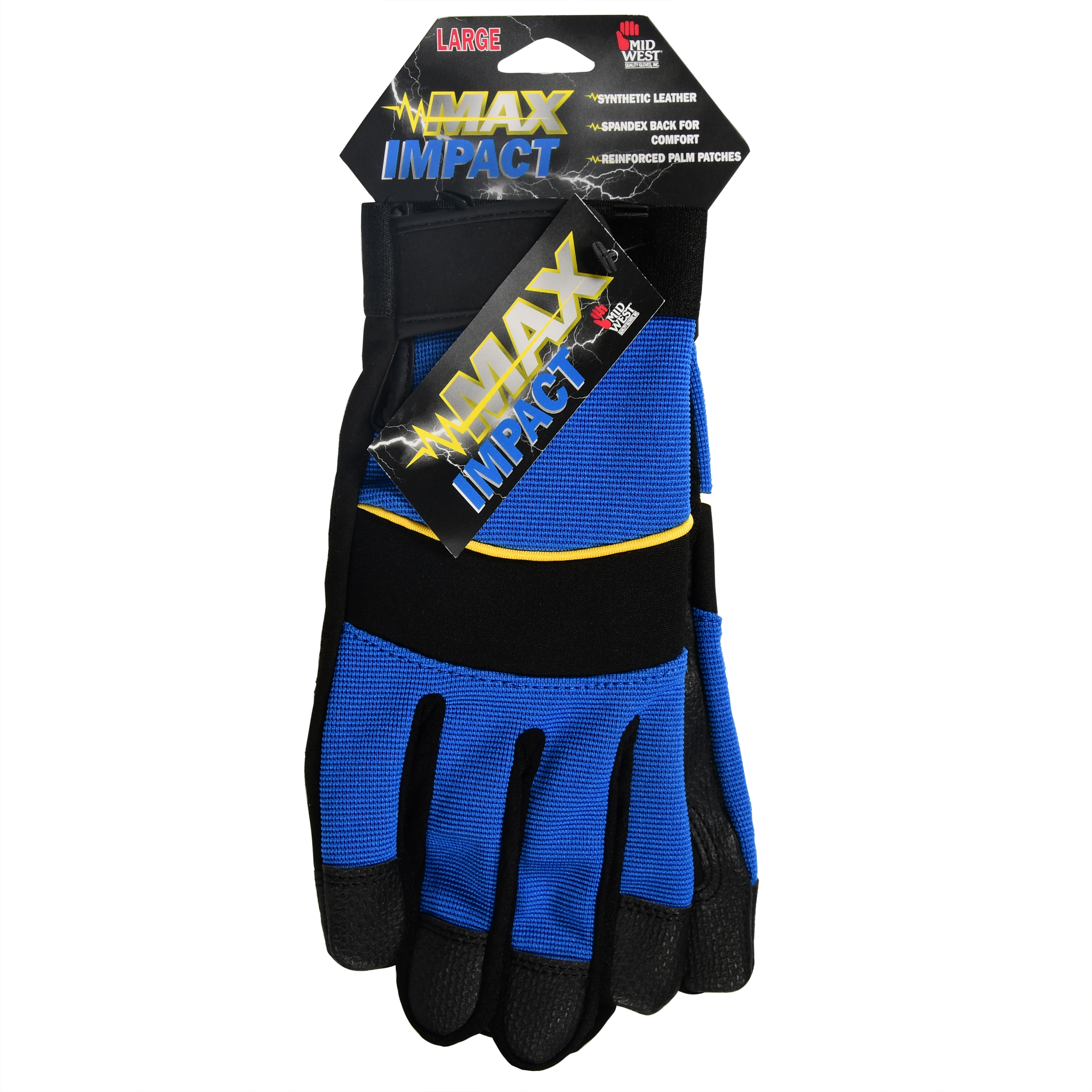 Midwest Gloves Max Impact Glove