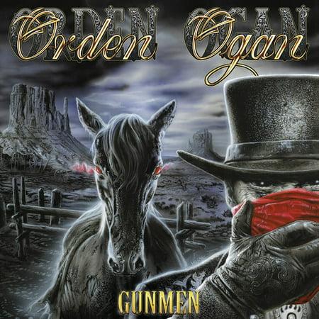 Orden Ogan - Gunmen (CD) - image 1 of 1
