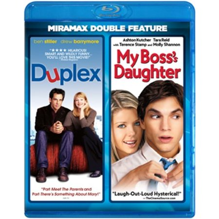 My Bosss Daughter  Miramax Echo Bridge  Pg 13 Version  Blu Ray    Duplex  Blu Ray