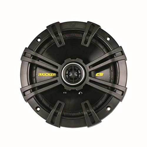 Kicker 40CS674 6.75-Inch 4 Ohm Coaxial Car Speakers