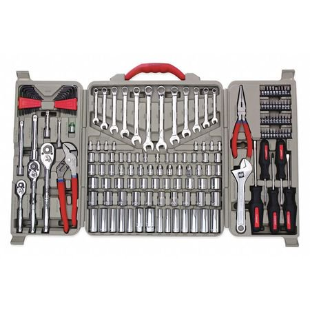 Mechanics Tool Set, 170 pc. CRESCENT