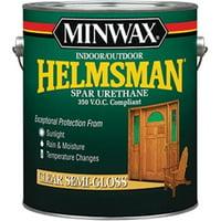 Minwax 13210 1 Gal. Helmsman Semi Gloss Spar Urethane
