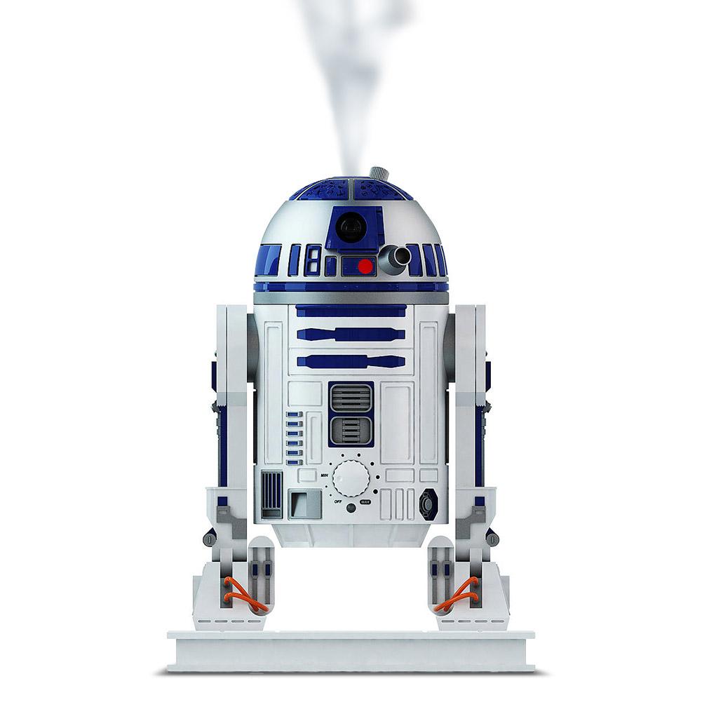 "Star Wars R2D2 Ultrasonic Cool Mist 7.8"" Personal Humidifier"