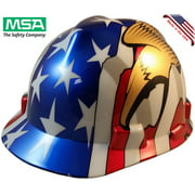 Best MSA Hard Hats - MSA V-Gard Patriotic Hard Hat with American Flag Review
