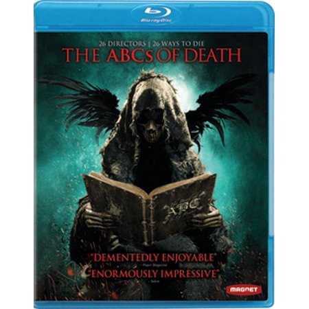 The ABCs of Death (Blu-ray) - Abc Family 25 Days Of Halloween