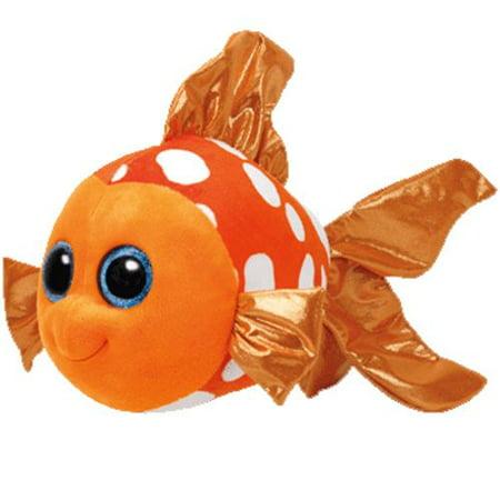 Sami Clownfish Beanie Boo Medium 13 inch - Stuffed Animal by Ty (37146)