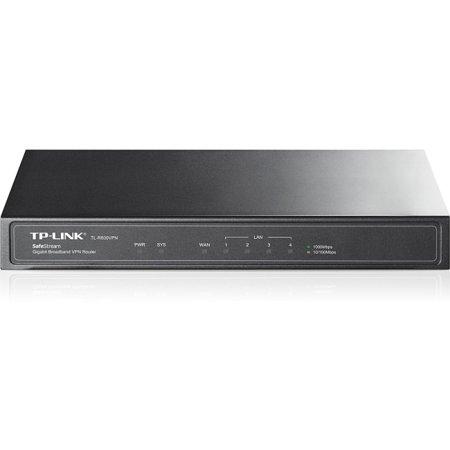 Tp Link Tl R600vpn Safestream Gigabit Broadband Vpn Router