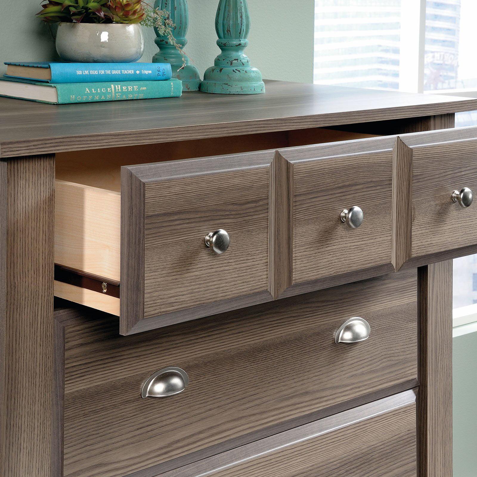 Sauder Shoal Creek 4 Drawer Dresser, Multiple Colors   Walmart.com