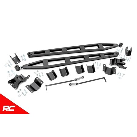 Rough Country Traction Bar Kit (fits) 2003-2013 RAM Truck 2500 4WD 31006 Traction Bar Kit