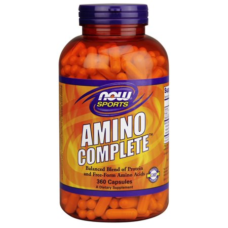 NOW Foods Amino Complete Now Foods 360 Capsules