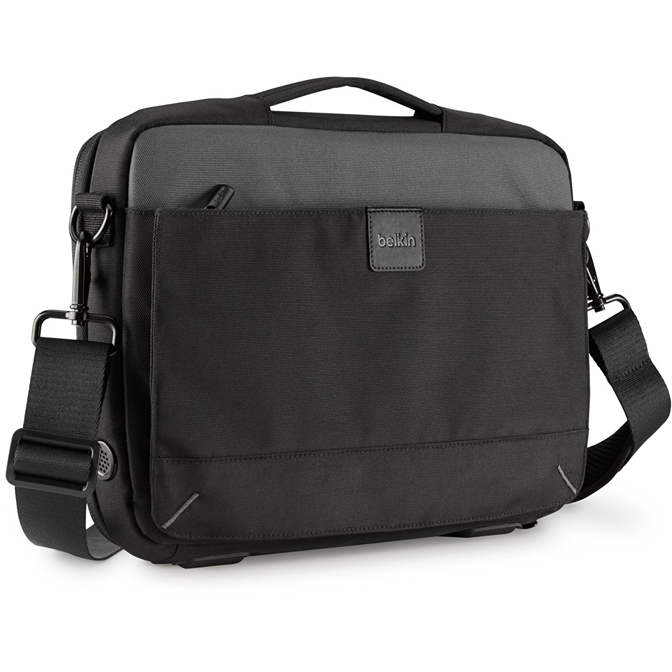 "Belkin Air Protect Carrying Case for 11"" Notebook, Black/Gray"