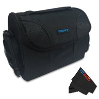 I3ePro BP-BC3 Professional Camera Case (Large) for Sony Alpha a6000 Mirrorless Digital Camera