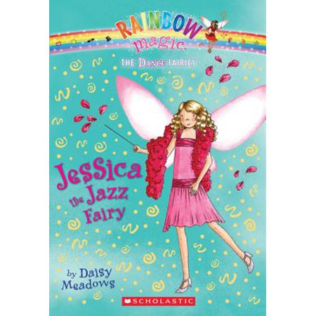 Dance Fairies #5: Jessica the Jazz Fairy - eBook