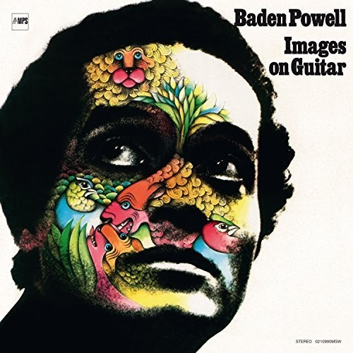 Baden Powell IMages on Guitar [Vinyl] by