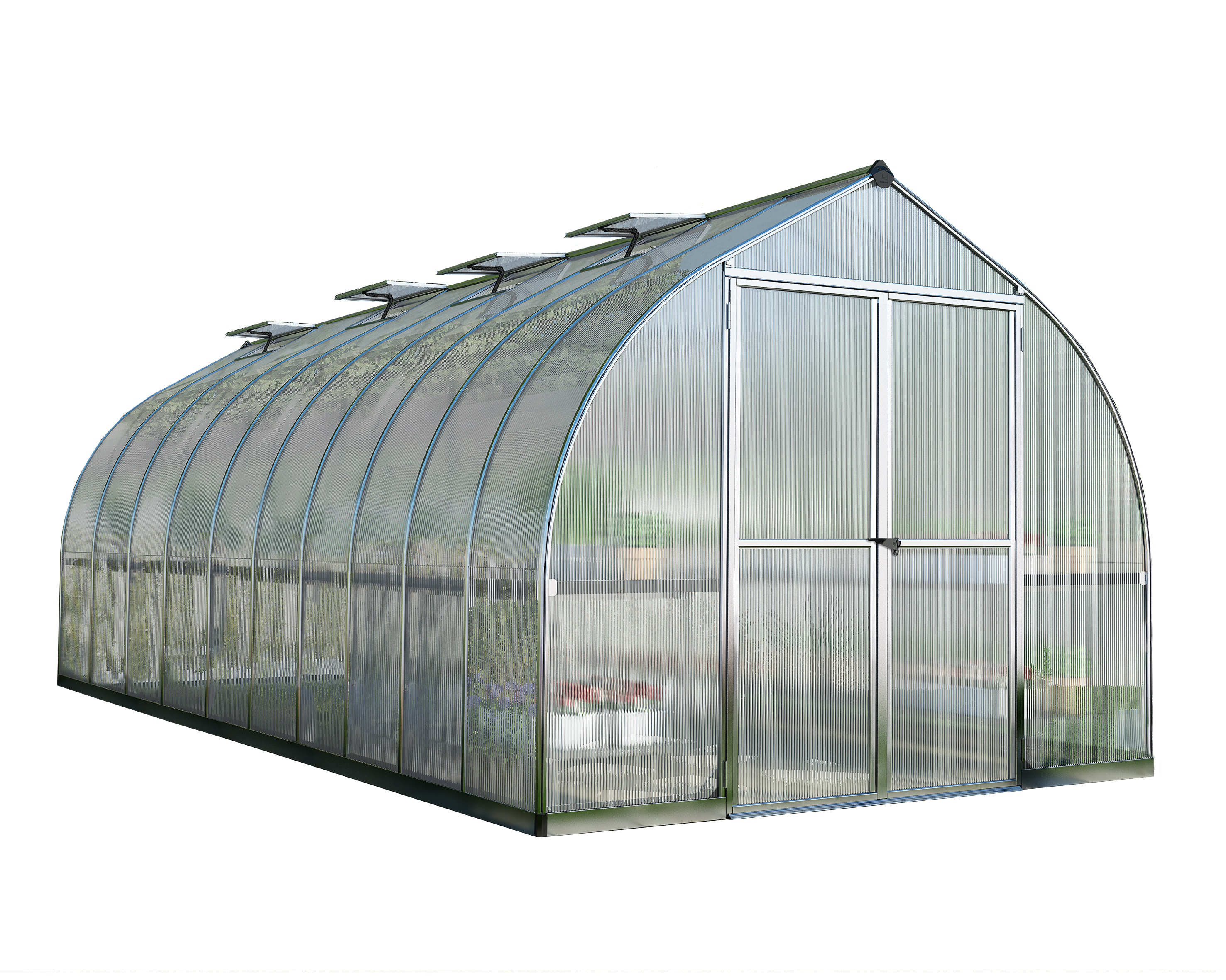 Palram Bella Hobby Greenhouse, 8' x 20' by Palram