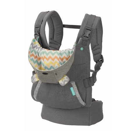Infantino Cuddle Up Ergonomic Hoodie Carrier (Best Baby Carrier For Tall Parents)
