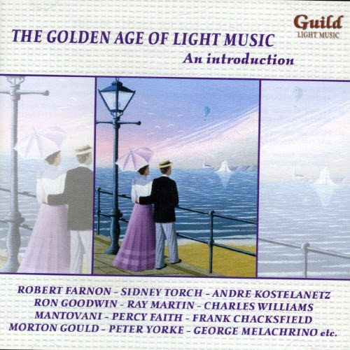 New Concert Orchestra : Golden Age Of Light Music An Introduction