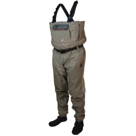 Frogg toggs anura ii reinforced nylon breathable for Walmart fishing waders