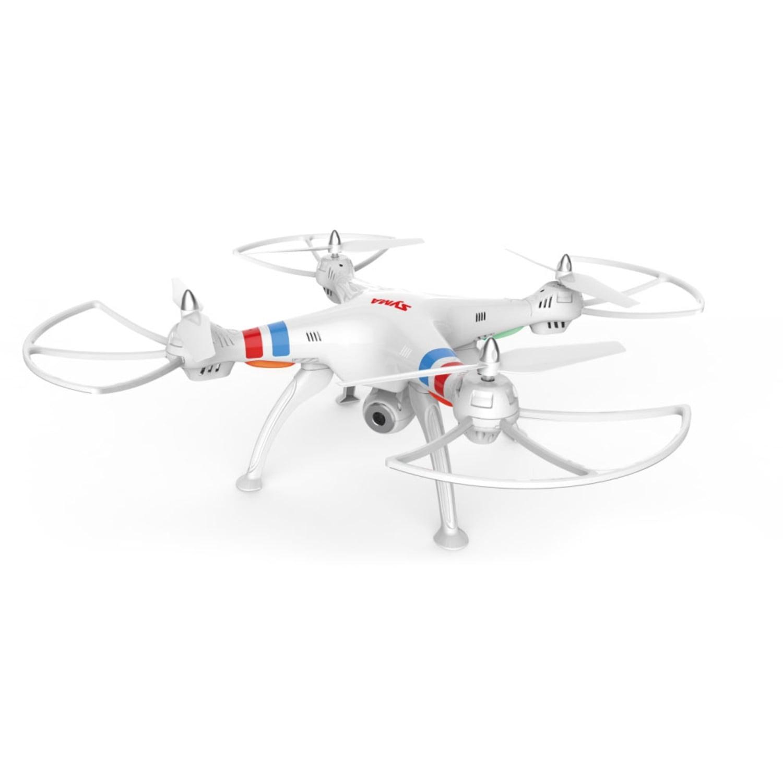 Black Syma X8W Explorers Drone WiFi FPV RC Quadcopter 4CH Gyro 2MP HD Camera RTF